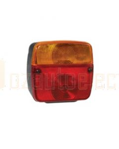 Narva 86460 Rear Stop / Tail, Direction Indicator Lamp with Licence Plate Option