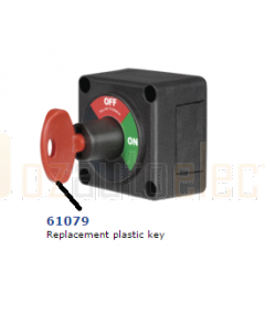Narva 61079 Replacement Plastic Key to suit 61078BL