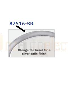 Narva 87516-SB Silver Satin Bezel to Suit 87516
