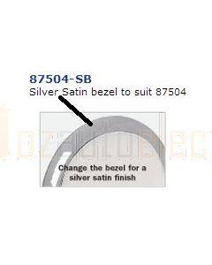 Narva 87504-SB Silver Satin Bezel to Suit 87504