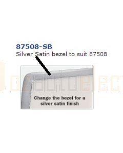 Narva 87508-SB Silver Satin Bezel to Suit 87508
