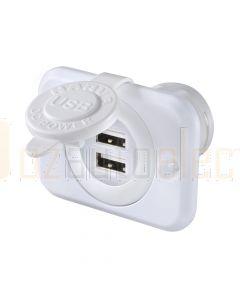 Narva 81134WBL Heavy-Duty USB Accessory Socket