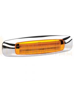Narva 92446 9-33V Model 24 Amber LED Side Marker Lamp
