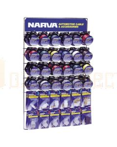 Narva 'Cable & Accessories' Merchandiser