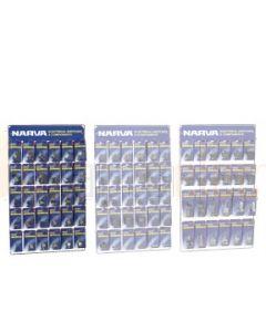Narva 'Full Range' Blistered Switch Merchandiser 'Part 1'
