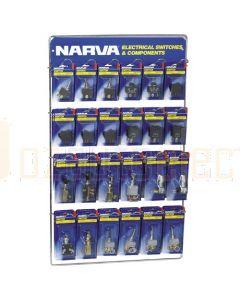 Narva 'Full Range' Blistered Switch Merchandiser 'Part 3'