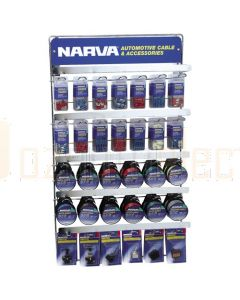 Narva 'Mini-Mart' Terminal, Cable and Switch Merchandiser