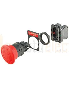 Schneider Emergency Stop Switch Kit (Latching) Ionnic TMS39