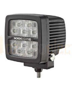 Nordic Lights 984-101 Scorpius Heavy Duty LED N4402 - Wide Flood Work Lamp