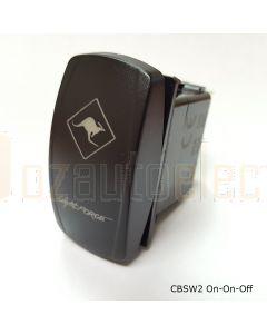 Lightforce CBSW2 Switch Universal On-On-Off