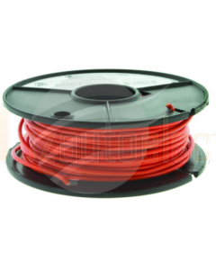 Tycab CW1415 Orange Single Core Cable 4mm 30m Roll