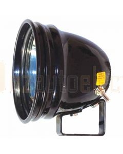 Powa Beam PL145WB 145mm Hunting Roof Mounted Spotlight with Bracket