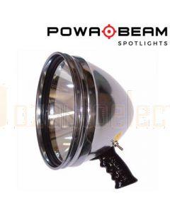 Powa Beam 245mm Hand Held HID Spotlight 70W