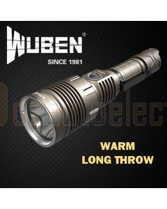 Powa Beam FW-T103W Wuben Warm Long Throw Hunting Torch 1280Lm