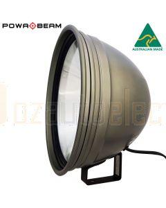 "Powa Beam PLPRO-11-250, Halogen 285mm/11"" QH 250W Spotlight with Bracket"