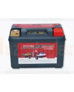 Power-Sonic SPLFP-20L Super Sport Lithium Motorcycle Battery