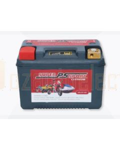 Power-Sonic SPLFP-14R Super Sport Lithium Motorcycle Battery