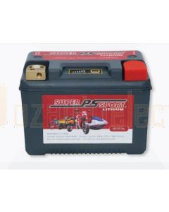Power-Sonic SPLFP-18L Super Sport Lithium Motorcycle Battery