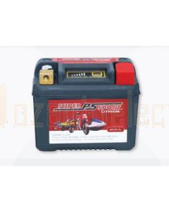 Power-Sonic SPLFP-7L Super Sport Lithium Motorcycle Battery
