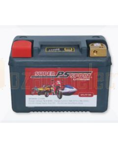 Power-Sonic SPLFP-9R Super Sport Lithium Motorcycle Battery