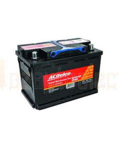 ACDelco ST110D31LEFB  Ehanced Flooded Battery