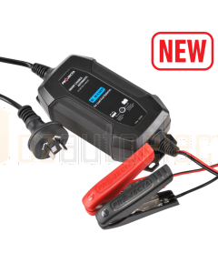Projecta AC008 12V Automatic 0.8 Amp 4 Stage Battery Charger