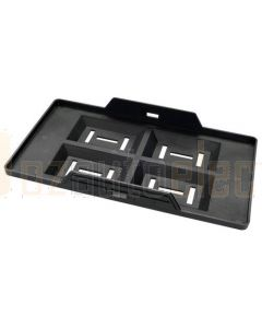 Projecta PBT200 Large Plastic Battery Tray