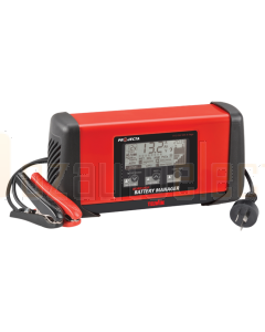 Projecta HDBM4000 6/12/24V Automatic 40 AMP 8 Stage Battery Manager