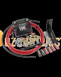 Projecta DBC100K 12V 100A Electronic Dual Battery Isolator Kit