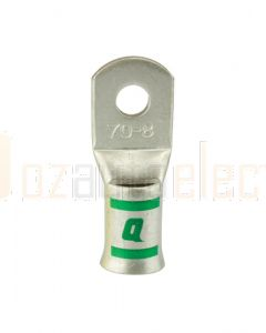 Cable Lug for 10mm stud - Cable Size 70mm2