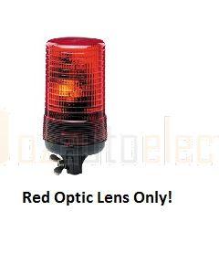 Red optic Lens