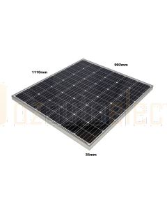 Redarc SMSP1200 200W Monocrystalline Solar Panel
