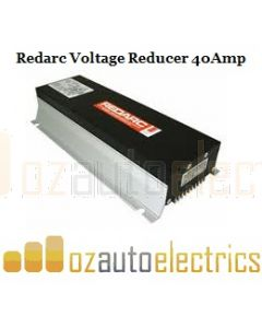 Redarc 480W 40Amp 24-12V DC Voltage Reducer (5 Circuit)