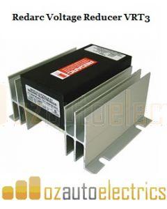 Redarc 45W 3.5Amp Voltage Reducer 24-12V DC (VRT3)