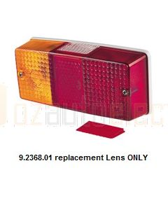 Hella Replacement Lens to suit Hella Combination Lamp 2368 (9.2368.01)