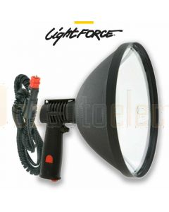 Lightforce SL2406 240mm Halogen 100W Cig Curly Cord