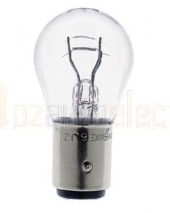 Hella S1221/5V Double Filament Globe for Combination Lamps
