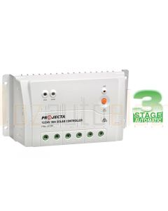 Projecta 3 Stage Automatic 12/24V 30A Solar Charge Controller