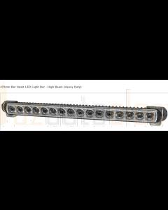 Hella 470mm Bar Hawk LED Light Bar - High Beam (Heavy Duty)