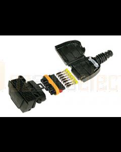 Hella Erich Jaeger 7P/12V EXPERT Watertight socket solution