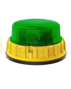 Hella K-LED Mining Series Beacon, Green - Direct Mount