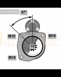 Bosch 0001110104 Ford Starter Motor 12V 1,8 KW