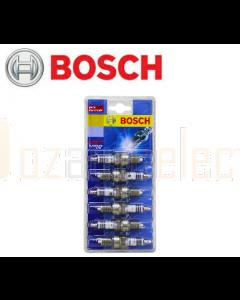 Bosch 0242225875 Platinum Plus Spark Plugs HRDPY P12-6 Set of 6