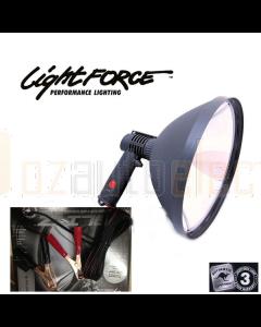 Lightforce Blitz 240mm Halogen 100W Alligator Clip