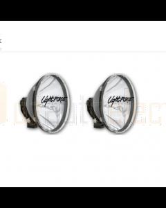 Lightforce Blitz 240mm 24V 100W Halogen Driving Light Pair