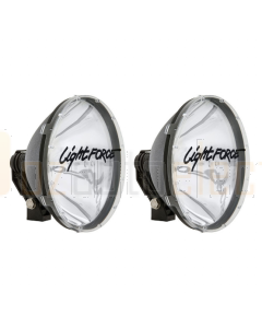 Lightforce Blitz 240mm HID 12V Driving Light - 50W 4200K (Pair)