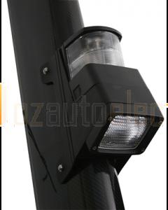 HELLA Halogen 8504 Series Masthead/Floodlight Lamps (12V White Housing)