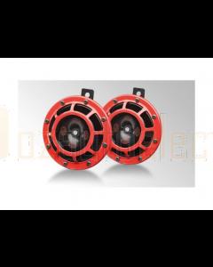 Hella 6036 Super Tone Horn Set 66W x2 12V