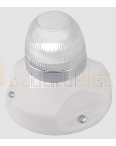 Hella 2LT980910011 2 NM NaviLED 360 All Round White Navigation Lamp (Surface Mount - White Base)