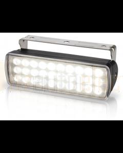 Hella 2LT980740001 Sea Hawk XLR LED Floodlight - Spread Beam (Black Housing)